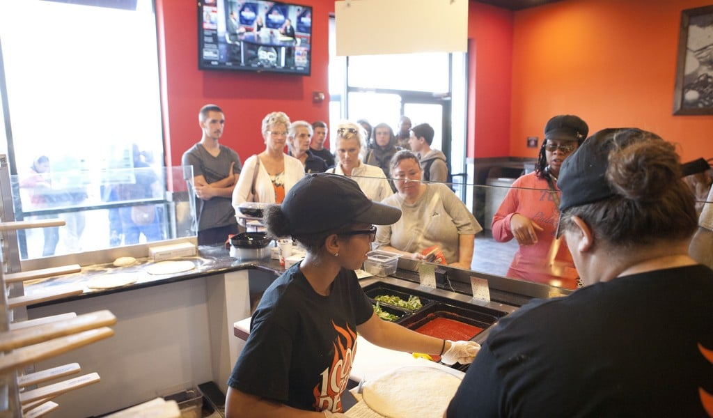 New 1000 Degrees Pizza Store Openings